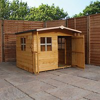 Mercia Rose Playhouse 5 x 5 ft with Assembly